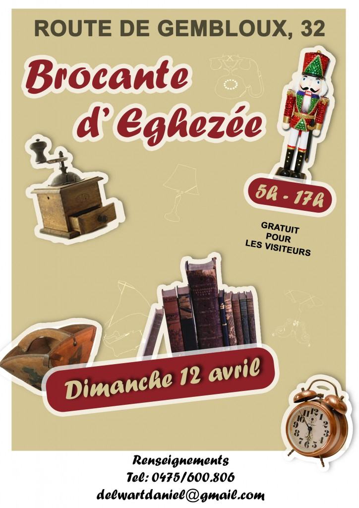 brocantes de belgique 12 04 2015 brocante ghez e 12 avril ghez e. Black Bedroom Furniture Sets. Home Design Ideas