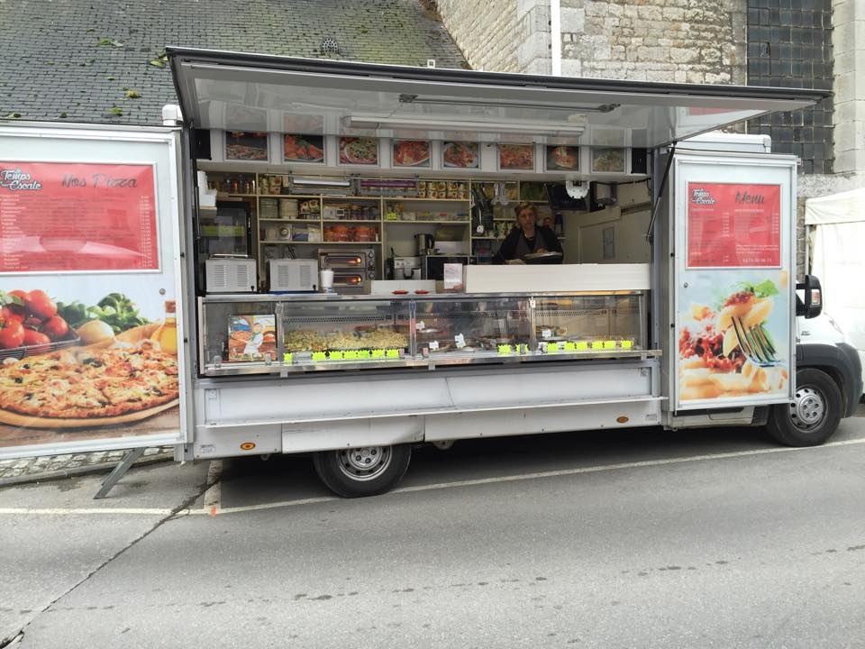 Le temps d une escale pizza pates food truck for Food truck bar le duc